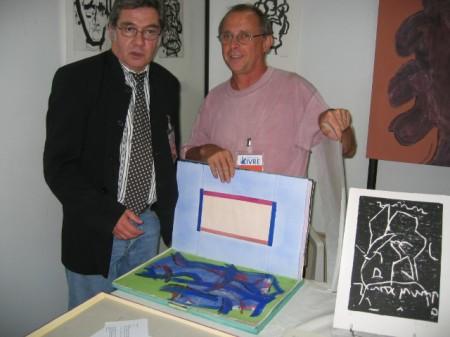 Un livre d'artiste en projet