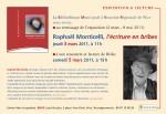 monticelli raphaël,livres d'artiste,poésie,littérature