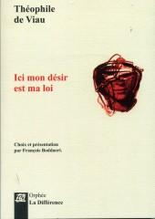 Collection Orphée, éditions La Différence, Bernhard, Mörike, Théophile de Viau
